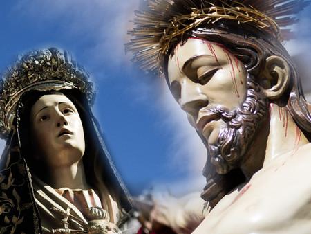 Momenti di preghiera al SS Crocifisso del Sacro Monte di Brienza