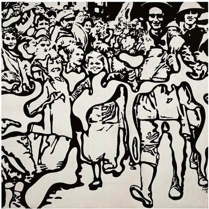 """Jorge de la Vega's """"Billiken"""""""