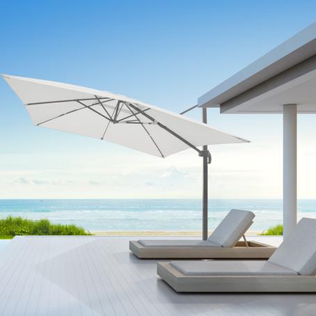 3 motivi per scegliere un ombrellone in alluminio