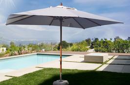 SYDNEY: l'ombrellone parasole per il tuo giardino