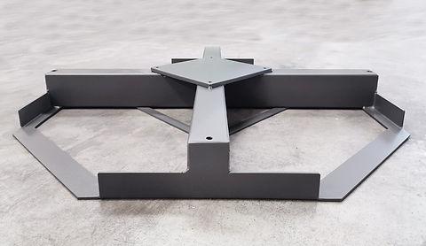 ombrellone in legno 7x7 e 6x6