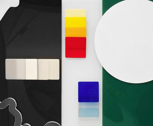 Colori e finiture del plexiglass