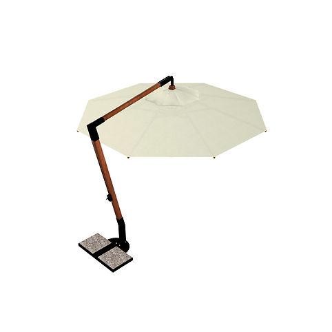 ombrellone decentrato diametro 3 metri