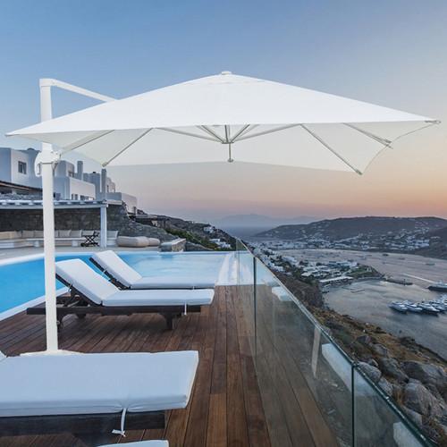 BLUES: l'ombrellone da giardino per la tua estate.