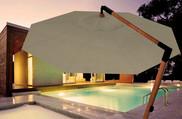 Lisbona: ombrellone da esterno diametro 3 o 4 metri