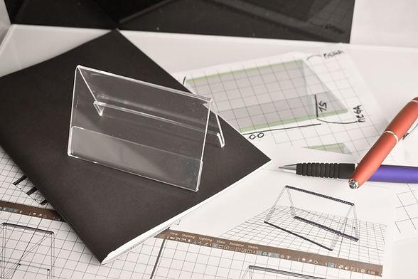 Prototipo in plexiglass