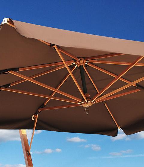 riparazione stecche ombrellone e sostituzioni