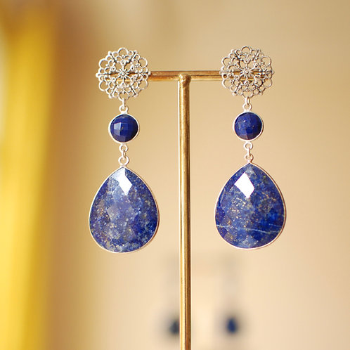 Filigrane & Lapis Lazuli