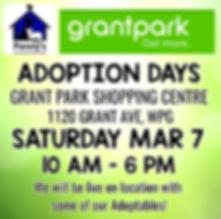 Grant park shopping adoption day mar 7.j