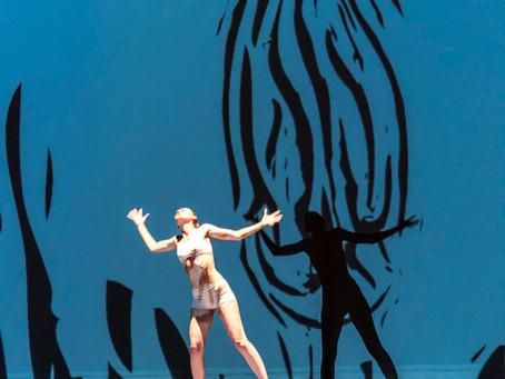 La interdisciplina artísica en la danza como recurso del desarrollo creativo.