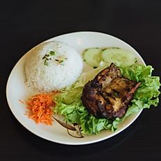 R5 - Riz au poulet grillé à la citronnelle