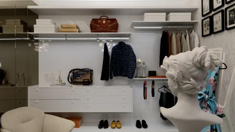 Closet do Casal