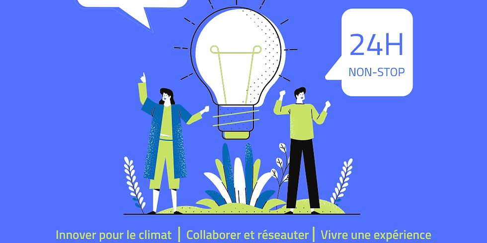 Climathon Lausanne 2021