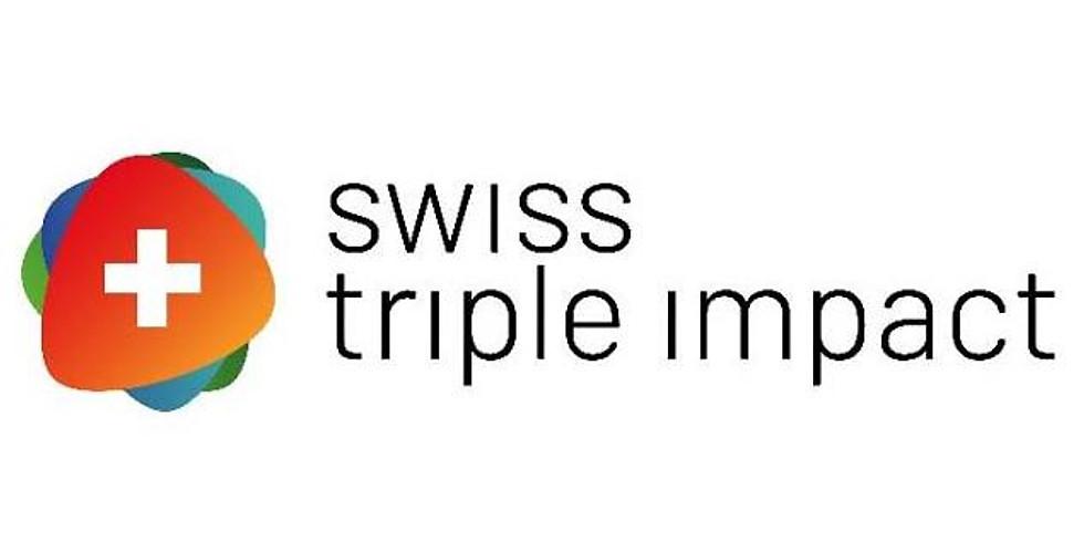 Lancement du programme Swiss Triple Impact à Neuchâtel