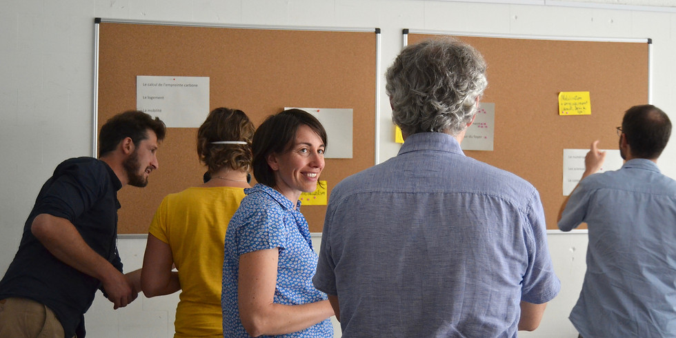 Artisans de la transition - Conversations carbone