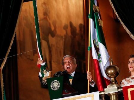 210 AÑOS DE LA INDEPENDENCIA DE MÉXICO