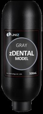 UNIZ | zDental Model Grey | 500 ml