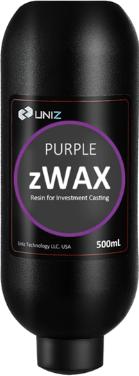 UNIZ | zWAX Purple | 500ml