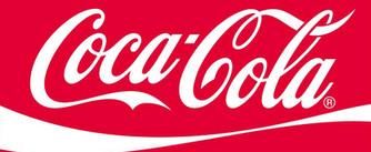 le-logo-coca-cola-huit-lettres-un-trait-