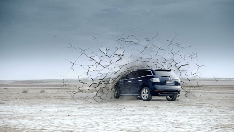 Mazda TV ads