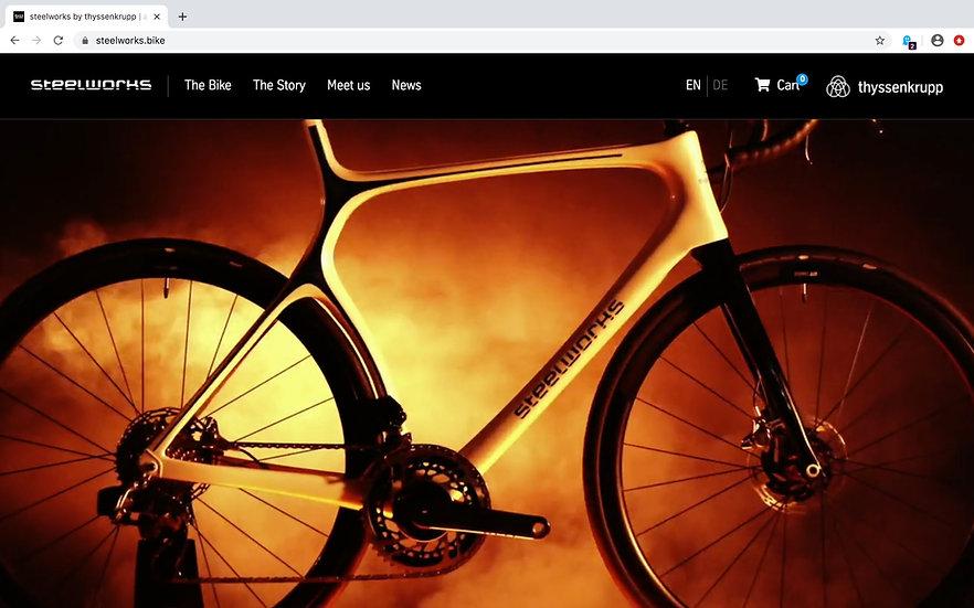 Steelworks Bike