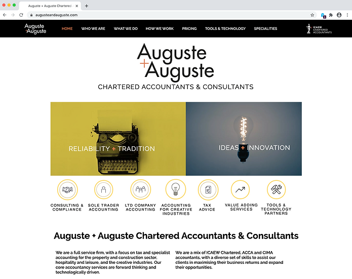 Auguste + Auguste Accountants