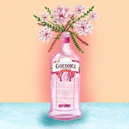 Waterlilly Drunken Florals