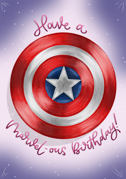 Have a Marvel-ous Birthday