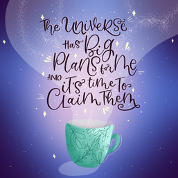 The Universe Has Big
