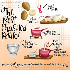 The Ultimate Mashed Potato How-to