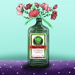 Sweet Pea Drunken Florals