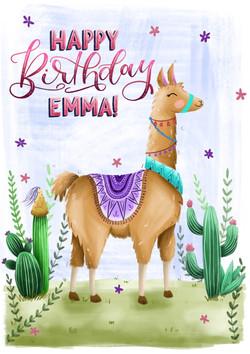 Fiesta Llama!