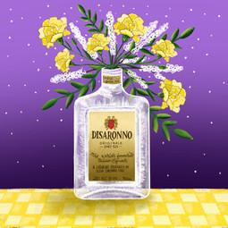Carnation Drunken Florals