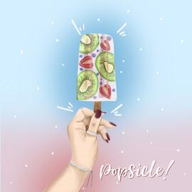 Fruit Popsickle
