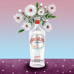Aster Drunken Florals
