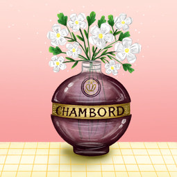 Hawthorne Drunken Florals