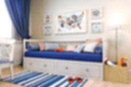 Дизайн квартир Детские
