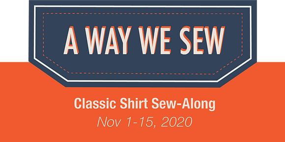 Guide for Classic Shirt Sew-along
