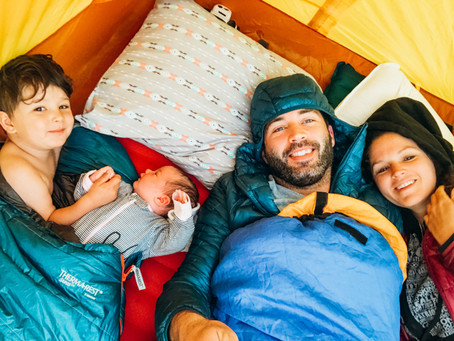 All you need to know to camp with your babies and kids