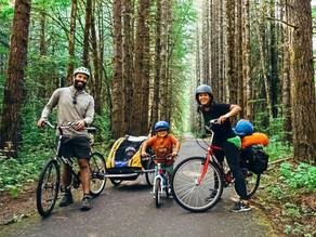Baby's First Bike Tour: Biking the Banks-Vernonia State Trail