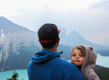 BAMFS IN BANFF: Inspiration and advice to head to the Canadian Rockies