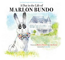 """Purchase """"A day in the life of Marlon Bundo"""" for your woke af baby!"""