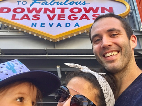 THE ULTIMATE GUIDE TO VEGAS WITH KIDS