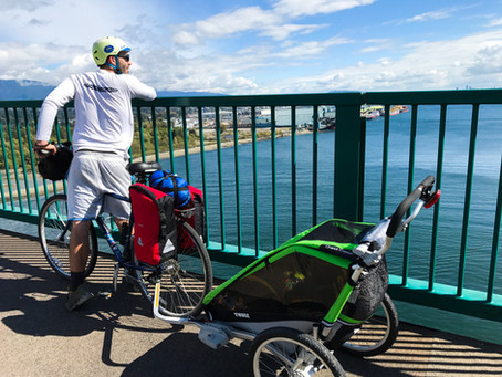 6 TIPS FOR BIKE-PACKING WITH A BABY