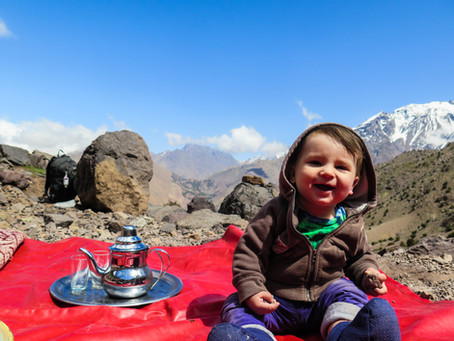 THE OG BABY PROOFERS: Trekking through Berber Villages in The Atlas Mountains
