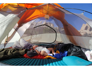 6 ITEMS THAT MAKE CAMPING WITH A BABY EASIER
