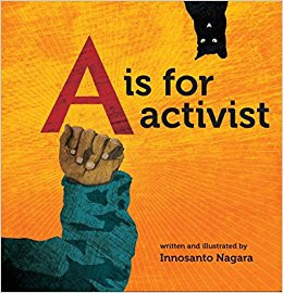 A is For Activist is a great book for babies