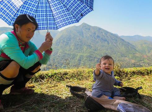 RICE, RICE BABY: Trekking in Sapa