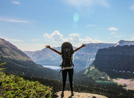 GETTIN' AFTER IT IN GLACIER NATIONAL PARK: What you need to know before your visit