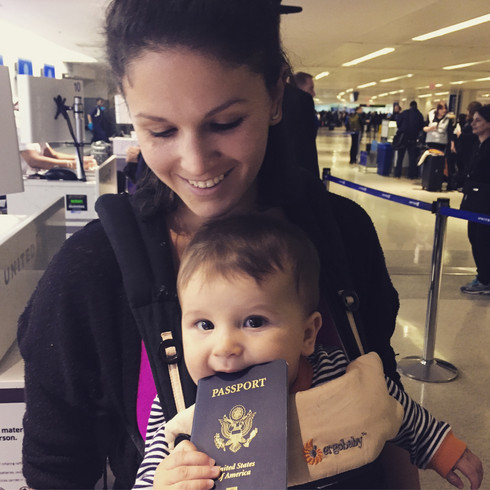 DOCUMENTS YOU NEED TO FLY WITH A BABY